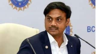 MSK Prasad: Bowlers should be banned from using sweat and saliva