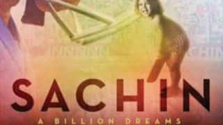 'Sachin: A Billion Dreams' garners INR 8.40 crores on opening day