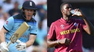 ENG vs WI, Match 19, Cricket World Cup 2019, LIVE streaming: Teams, time in IST and where to watch on TV and online in India