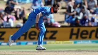 Mohammed Shami gives India an alternative to Bhuvneshwar Kumar