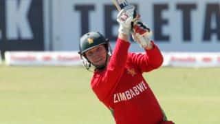 Live Updates: Zimbabwe win by 5 wickets