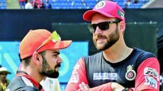 Virat Kohli confirms recommending Daniel Vettori for role of India's national coach