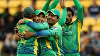 ICC World T20 2016: Pakistan finally departs for India