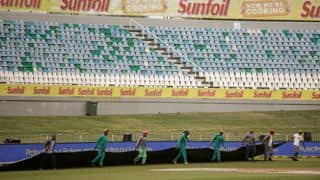 South Africa vs New Zealand, Day 3: Wet outfield nulls proceedings at Kingsmead