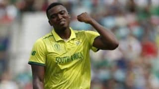 NZ vs SA - I'm match-fit ready, It's 100 per cent: Lungi Ngidi