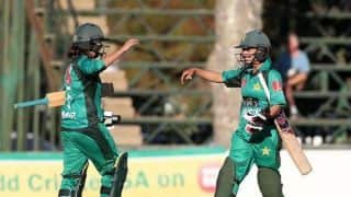 3rd T20I: Iram Javed leads Pakistan women to four-wicket victory over South Africa women