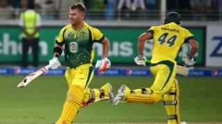 South Africa vs Australia 2015-16: David Warner's new role of middle-order batsmen can do wonders for visitors