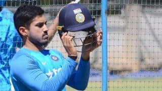 All I can do is let the bat do the talking: Karun Nair