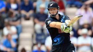 India tour od New Zealand, 3rd ODI at Auckland: Martin Guptill gets his ton