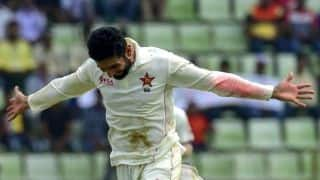 Zimbabwe beats Bangladesh in Sylhet test by 151 runs