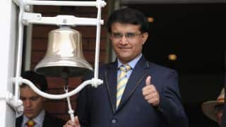 Sourav Ganguly set to be elected unopposed as CAB joint-secretary at AGM