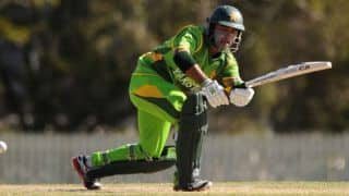 Sami Aslam: Want to end ICC Under-19 World Cup 2014 on a high