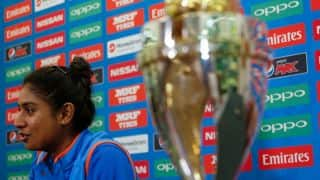 Want to see Mithali Raj lift the World Cup like Kapil Dev from Lord's balcony, expresses Tushar Arothe