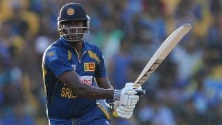 Mathews wants Sri Lanka to be positive against Pakistan