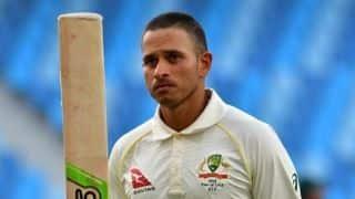 उस्मान ख्वाजा ने ऑस्ट्रेलिया को हार से बचाया, दुबई टेस्ट ड्राॅ