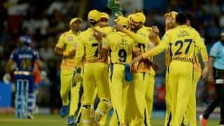 IPL 2018: राजस्थान रॉयल्स के खिलाफ मैच में चेन्नई सुपर किंग्स ने तोड़ा 10 साल पुराना रिकॉर्ड