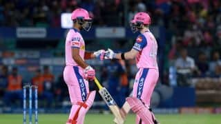 IPL 2019: Riyan Parag looks like a seasoned campaigner; Says Steve Smith