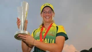 ICC Women's World T20 2014: Meg Lanning never doubted Australia winning trophy