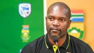 If we don't beat India, it won't be the end of the world: SA coach Enoch Nkwe