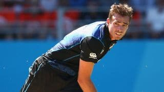 Tim Southee ruled out of New Zealand T20I series against Sri Lanka due to foot injury