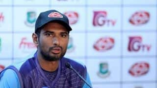 Bangladesh T20I captain Mahmudullah Confirms Availability for Pakistan Tour