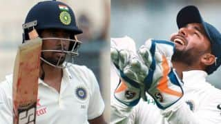 Don't consider Rishabh Pant as my competitor, says Wriddhiman Saha