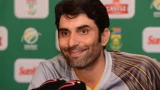 Misbah-ul Haq urges teammates to show more improvement
