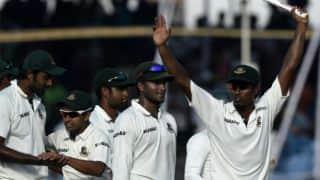 Bangladesh beat Zimbabwe by 162 runs to win series 2-0