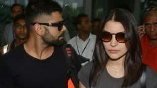 Virat kohli watch 'Avengers: Infinity War' with wife Anushka Sharma on her birthday