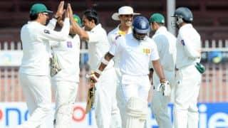 Pakistan need 302 runs to win 3rd Test against Sri Lanka at Sharjah