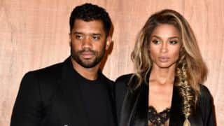 Russell Wilson gets engaged to Ciara