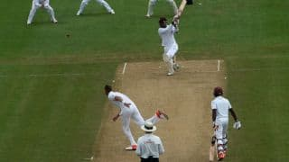 West Indies end Day 1 at 188/5 against England in 2nd Test at Grenada as bad light stops play