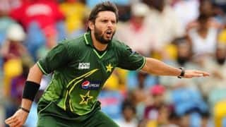 Shahid Afridi to join Pakistan squad late for ICC World T20 2014: Report