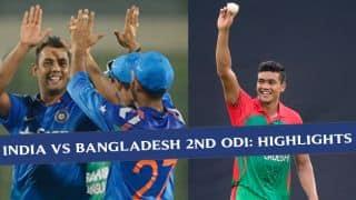 India vs Bangladesh 2014: 2nd ODI Highlights