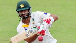 Ahmed Shehzad's half-century steadies Pakistan against Sri Lanka in 2nd Test, Day 3