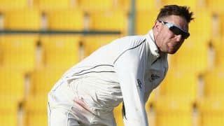 Pakistan vs New Zealand 2014: Brendon McCullum's unusual feat