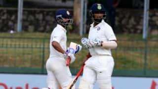 India vs Sri Lanka 2017, 2nd Test (Men), Live Streaming, Day 2: Watch IND vs SL live on Sony LIV
