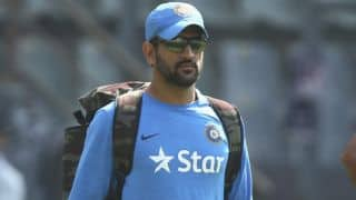 IPL9: Shifting match outside Mumbai is not a long time solution, says MS Dhoni