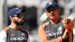 Cricket World Cup 2019: Ravi Shastri and his support staff get 45 days extension