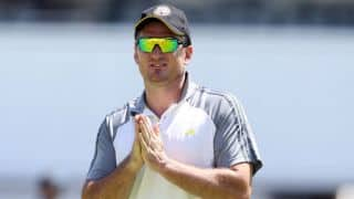 South Africa have surprise guest as Graeme Smith drops in at training session ahead of India game