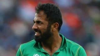 वहाब रियाज ने लाल गेंद क्रिकेट से अनिश्चितकालीन ब्रेक लिया