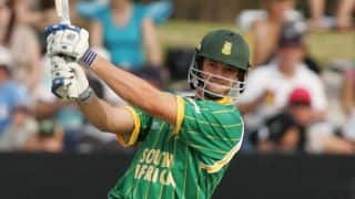 Albie never lost hope of returning to South Africa squad