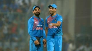 Ashish Nehra believes India's future is bright under Virat Kohli's leadership