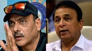 Ravi Shastri hits out at Sunil Gavaskar's comments after historic series win in Australia