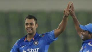 Binny's 6-4 seals series for India