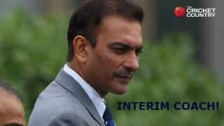 Ravi Shastri appointed Indian cricket team's interim coach