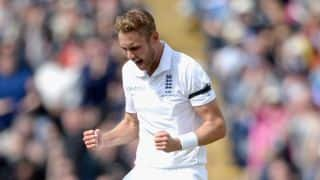 Broad surpasses Botham; becomes ENG's second most-successful Test bowler