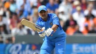 India vs England: The growing list of MS Dhoni critics
