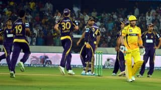 CSK vs KKR, Match 1 CLT20 2014