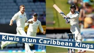 West Indies vs New Zealand 2014: New Zealand's victory and other talking points from Day 4 of 1st Test